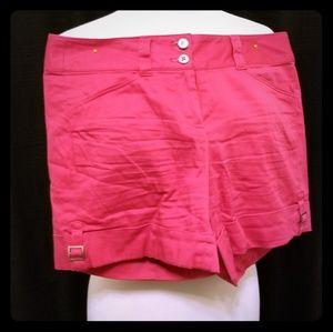 Womans White House Black Market shorts